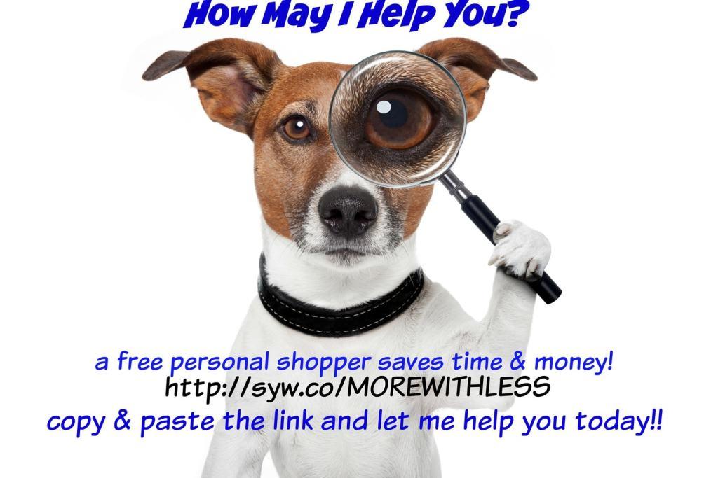 free personal shopper Shop Your Way