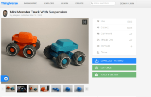 Wanna download a print-ready file? Go to a site like thingiverse...