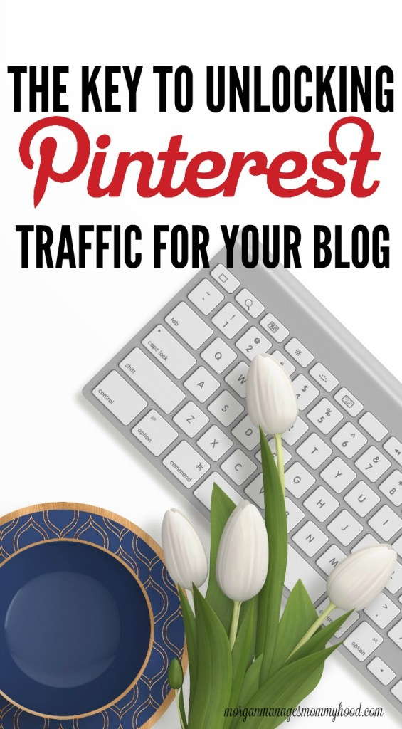 Looking to get more traffic to your blog? Read on to learn the only thing you need to know to unlock Pinterest traffic to your blog.