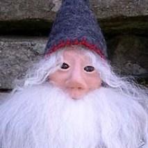 Köp traditionella Tomtar och Vättar hos Mormors Julstuga