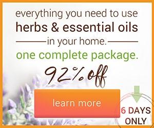 Herbs & Essential Oils Bundle