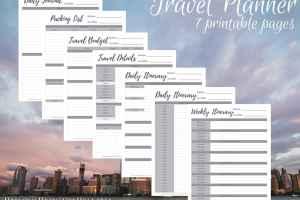 Travel Planner Printables (3)
