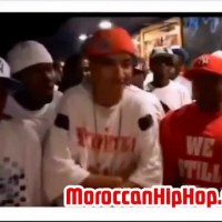 French Montana in a Rap Battle (Throwback Footage)