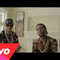 Lacrim feat French Montana - A.W.A (Official Video)