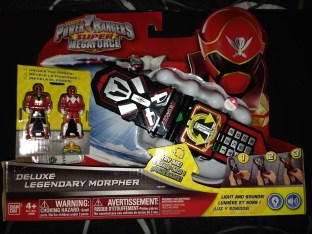 Legendary Morpher Box Front