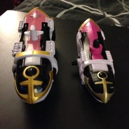Gokai Marine VS Super Mega Sub