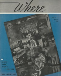 Where Cover 1945