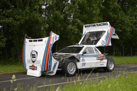Lancia 037 Gr. B Usine Evolution 2