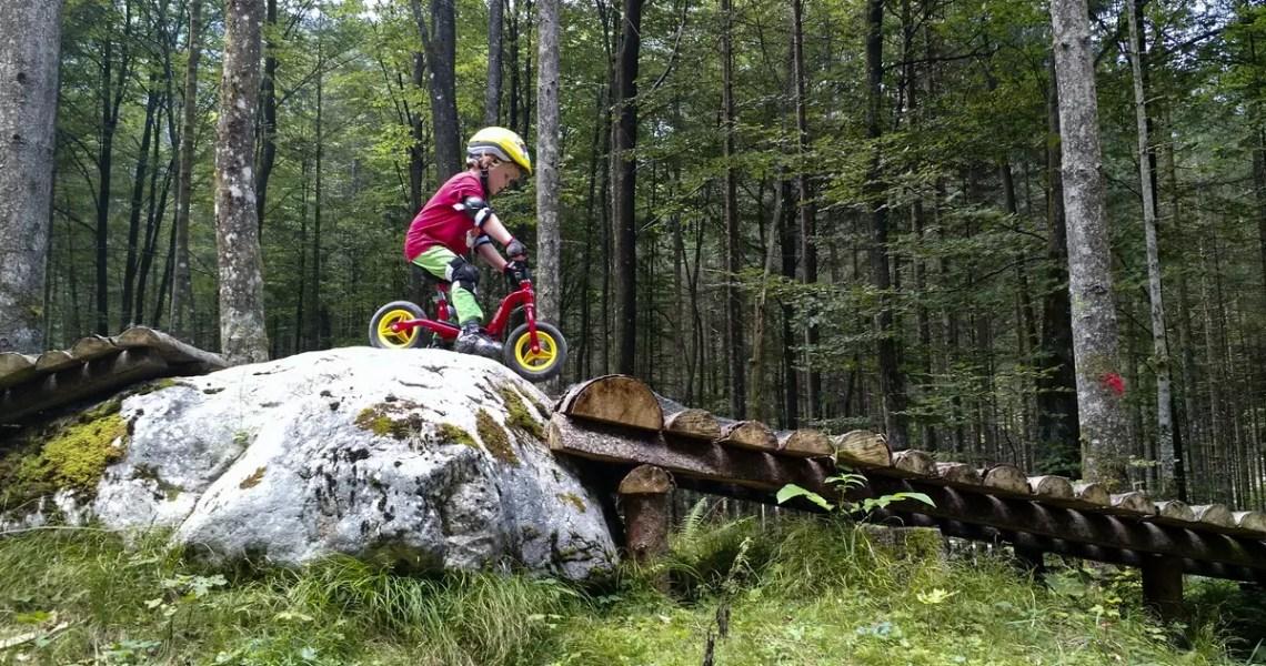 Over the rock | BikeArenaObertraun
