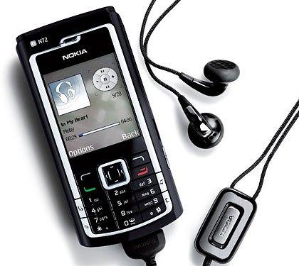 The Nokia N72