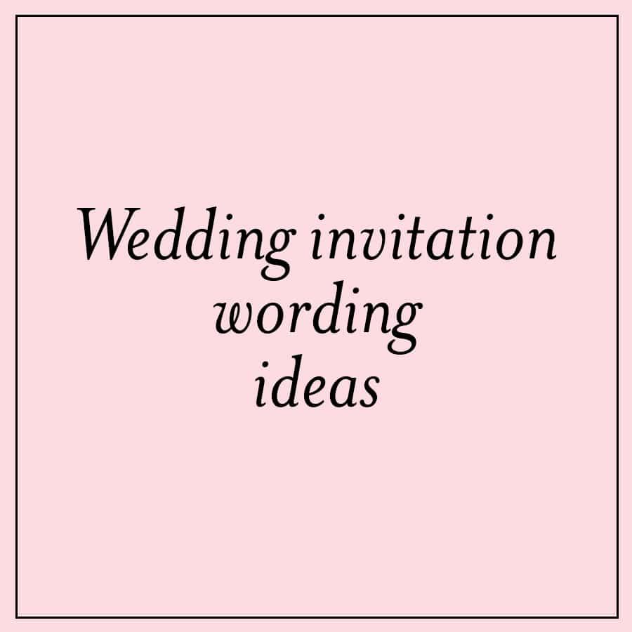 unique wedding invitation wording ideas wedding invitations wording Unique wedding invitation wording ideas that aren t boring