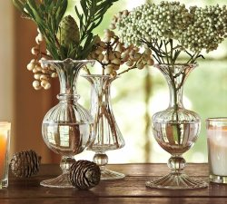 Encouragement Home Glass Vases Interior Holiday Decorating Ideas Centerpieces Decorations Home Glass Decorations
