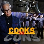 """Food Network's """"Cooks Vs. Cons"""" Now Casting"""