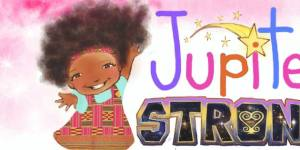 "Too Cute, Too ""Strong"": The DMN Briefing ""Jupiter Strong"" Book Series Q&A"
