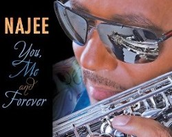 "CD Review, Najee's ""You & Me Forever"""