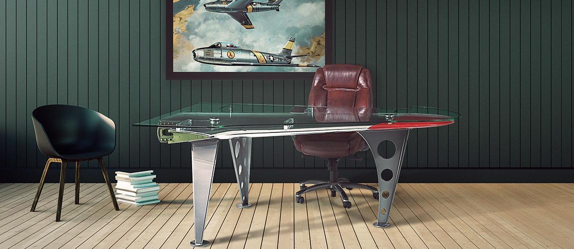 F 80 Shooting Star Desk Motoart