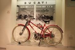 Ducati's 1st motorcycle
