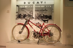 Ducati's 1st motorcycle