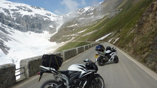 Stelvio Pass Italy, amazing road, tons of corners, astonishing views and lots of FUN!!