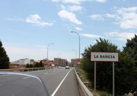 La Baneza! At last, i'm here