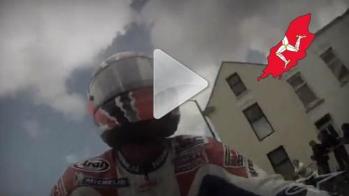 Doohan rides the TT Course
