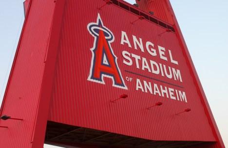 Angel Stadium Anaheim