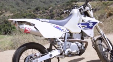 The Hooligan Ride - Suzuki DRZ400