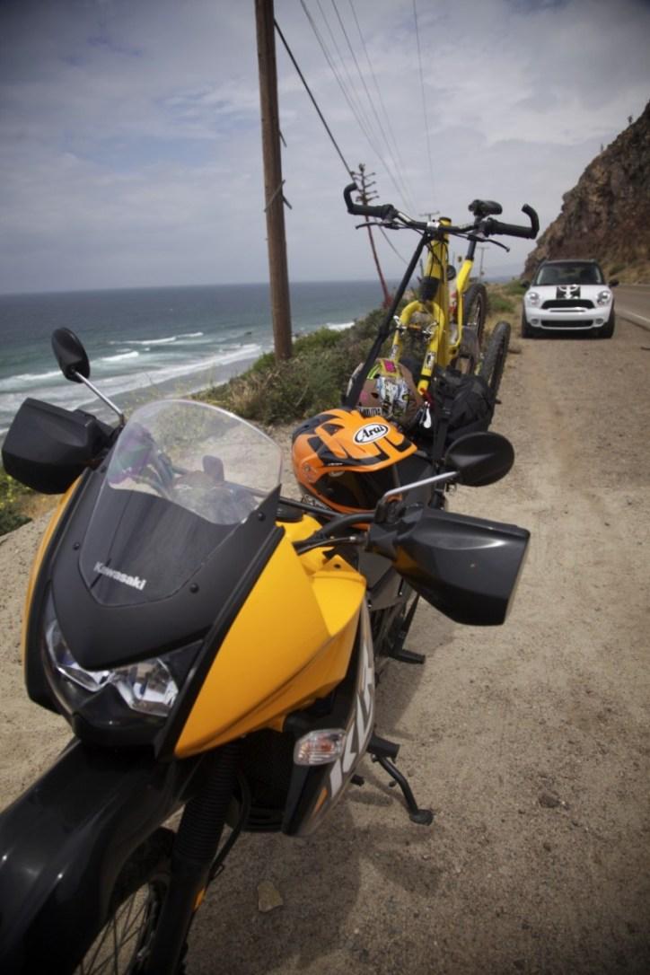 Baja Coast - KLR650