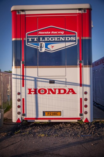 Honda Legends Team