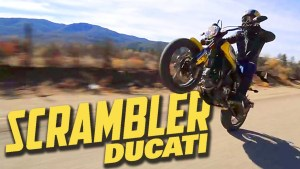 Scrambler Ducati Review Video