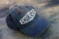 MotoGeo Baseball Cap Navy.