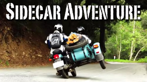 Sidecar Adventure