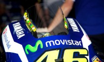 Rossi screen stickers