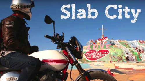 Slab City Adventure