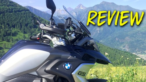BMW R 1200 GS Review