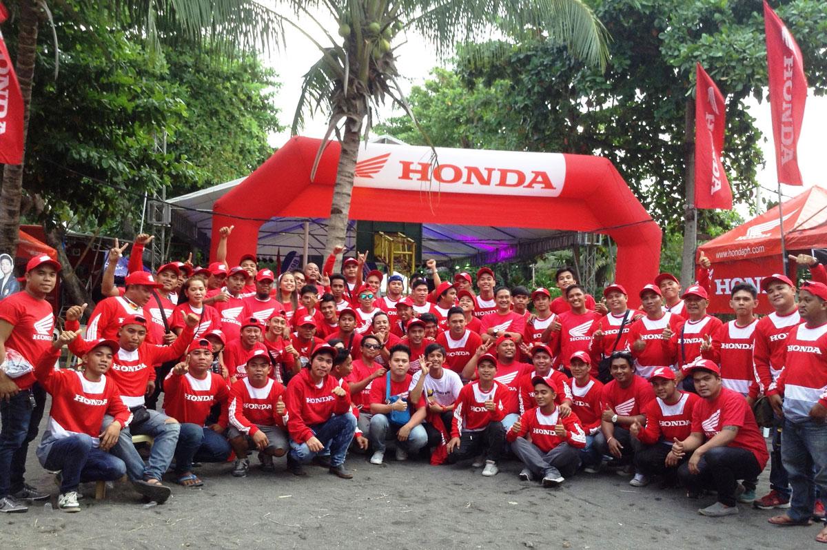 Honda Philippines - Victory Ride in Davao City