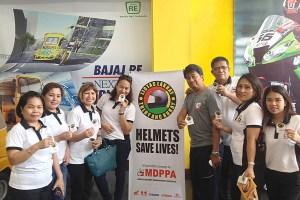 MDPPA Sticker Campaign