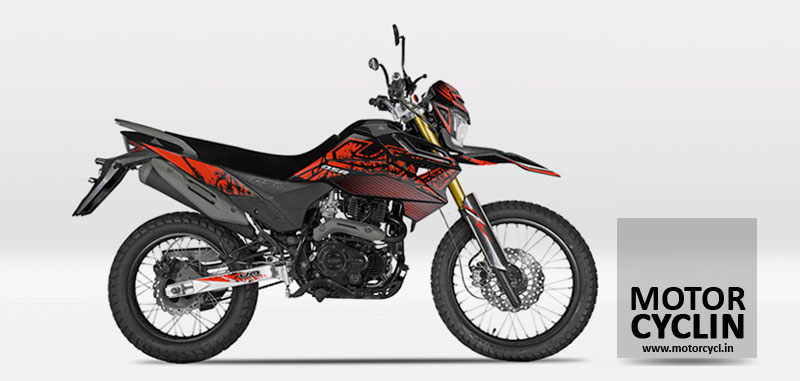 UM Motorcycles Dual Sport