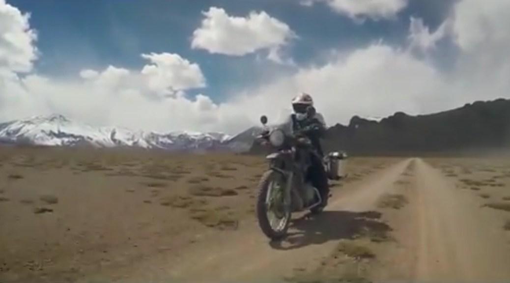 Review of Royal Enfield Himalayan