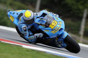 Another race, another tough weekend for Alvaro Bautista and the Rizla Suzuki team.