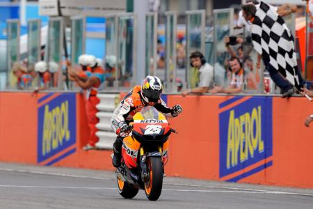 The Repsol Honda bike is the fastest on the grid right now but it may be too late for Dani Pedrosa to catch Jorge Lorenzo.
