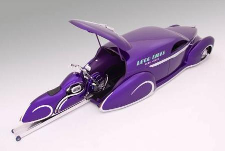 Deco Scoot – Not a Computer Rendering