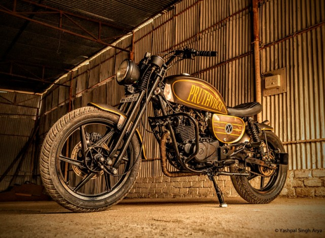 Dochaki Custom _ Motorcycle Diaries
