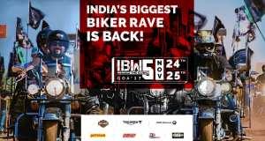India Bike Week 2017's Top 5 Bikes