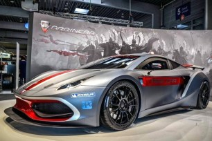 19_Hussarya-33-Autosport Birmingham Autosport: un successo