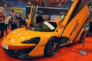 21_McLaren-570S-Autosport Birmingham Autosport: un successo