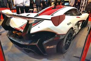 25_McLaren P1 GTR - Autosport