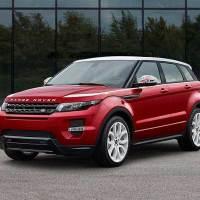 Land Rover celebrates Union Flag with new Range Rover Evoque SW1