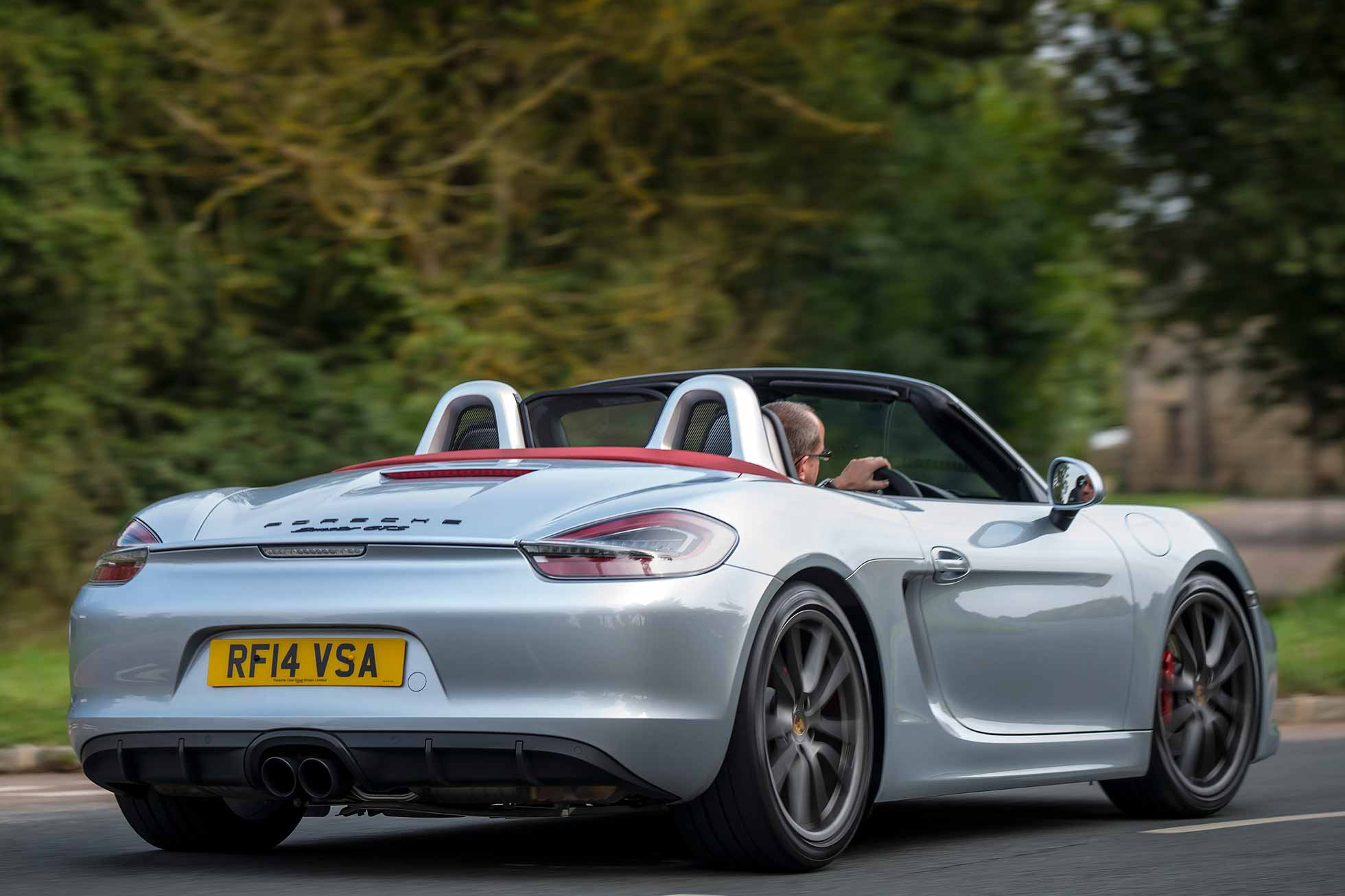 Porsche Boxster Gts 2014 Road Test Review Motoring