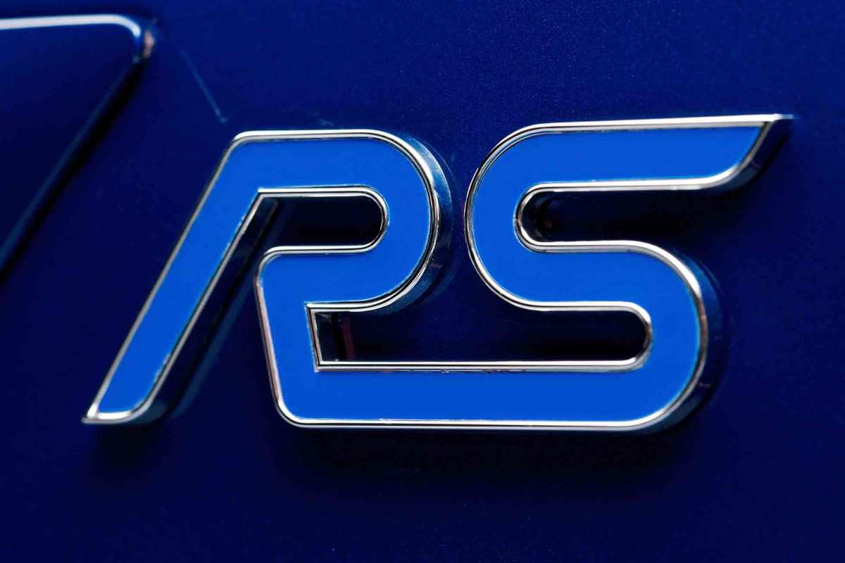 The history of the Ford Focus RS: in pictures